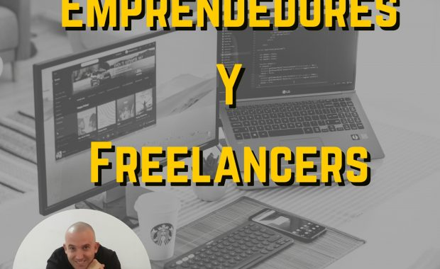 Cover Podcast Emprendedores y Freelancers